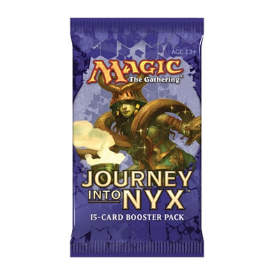 MTG: Journey Into Nyx Booster Pack