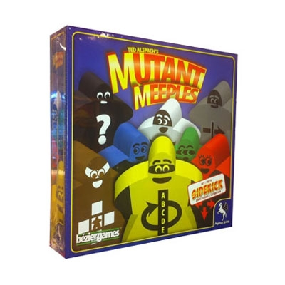 Mutant Meeples (ENG)