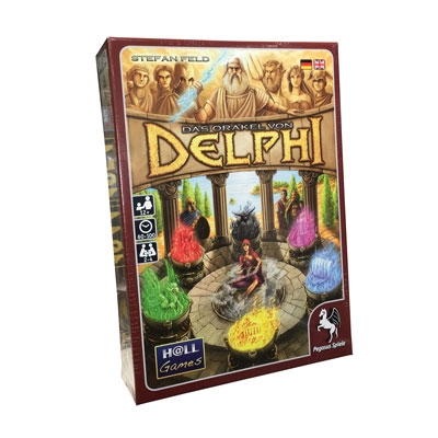 Oracle of Delphi (ENG)