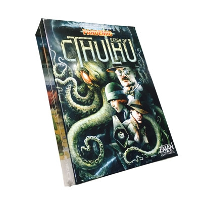 Pandemic Reign of Cthulhu (ENG)