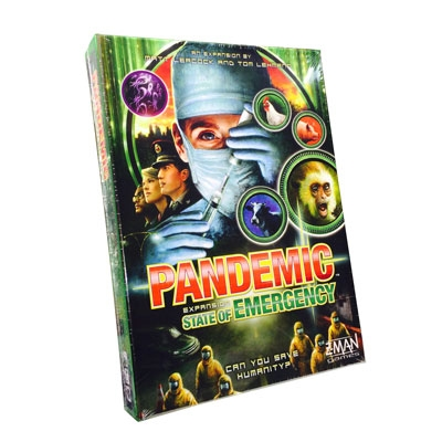 Pandemic: State of Emergency (2nd ed) exp. (ENG)