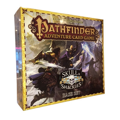 Pathfinder: Skull & Shackles Base Set(ENG)