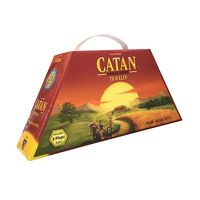 Catan, Compact Edition Traveler  (ENG)