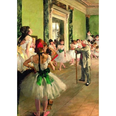 Degas - The Dance Class 539442
