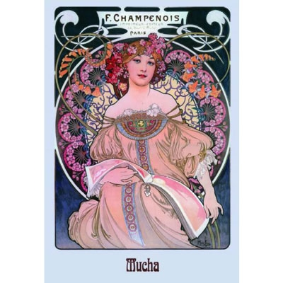 Mucha - Dreams 536045