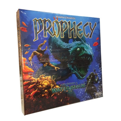 Prophecy: Expansion 2 Water Realms (ENG)