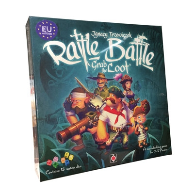Rattle, Battle, Grab the Loot(ENG)
