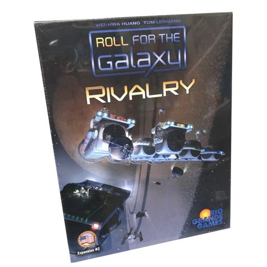 Roll for the Galaxy: Rivalry (ENG)