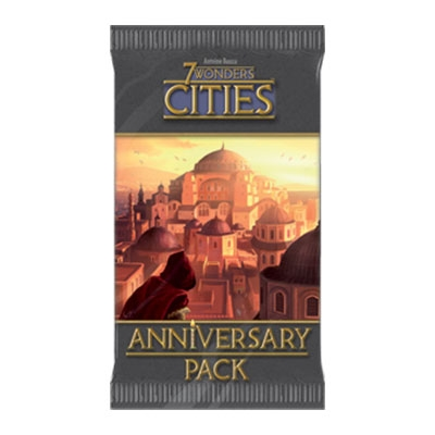 7 Wonders - Anniversary Pack Cities (ENG)