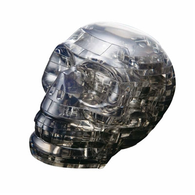 3D Crystal puzzle: Skull
