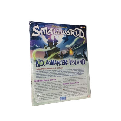 Smallworld: Necromancer Island (ENG)
