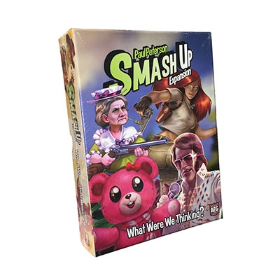Smash Up: What Were We Thinking? exp. (ENG)