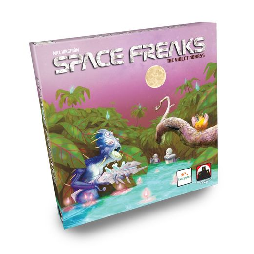 Space Freaks - Violet Morass (ENG)