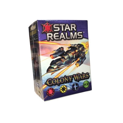 Star Realms - Colony Wars (ENG)