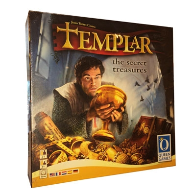 Templar, the Secret Treasures(ENG)