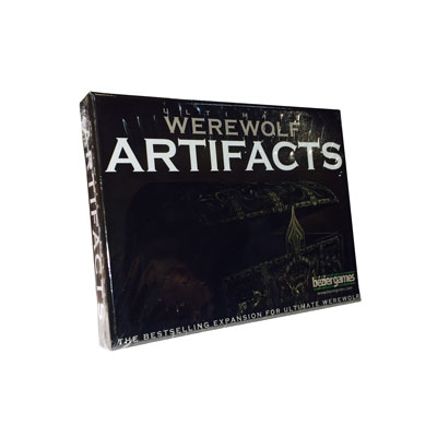 Ultimate Werewolf, Artifacts exp. (ENG)