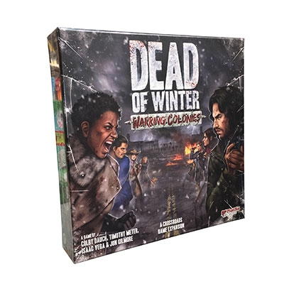 Dead of Winter - Warring Colonies Expansion (ENG)