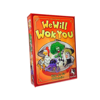 We Will Wok You (ENG)