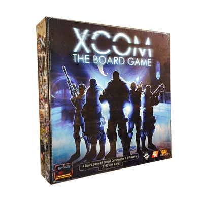 XCOM the board game (ENG)