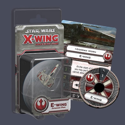 X-Wing - E-Wing (ENG)