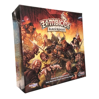 Zombicide - Black Plague (ENG)