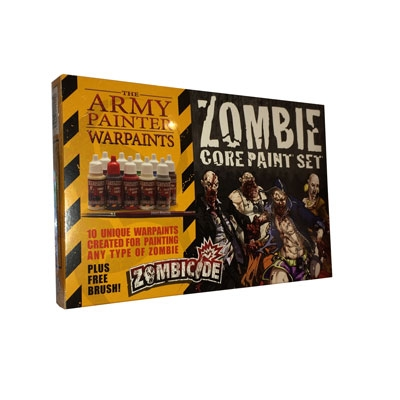 Zombicide: Core Paint Set (ENG)