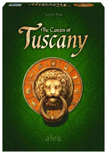 Castles of Tuscany (ENG)