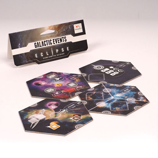 Eclipse - 2nd Dawn for the Galaxy: Galactic Events expansion (ENG)