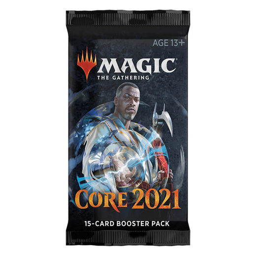 MTG: Core Set 2021 Booster Pack