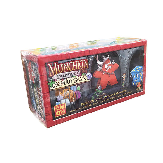Munchkin Dungeon: Board Silly exp. (ENG)