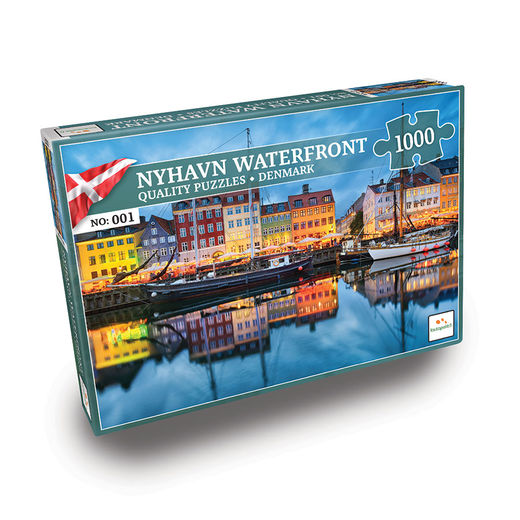 Nyhavn Waterfront (DA001)