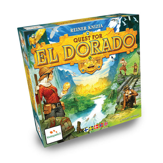 Quest for Eldorado