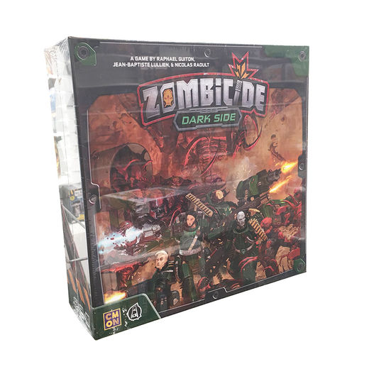 Zombicide - Dark Side (ENG)
