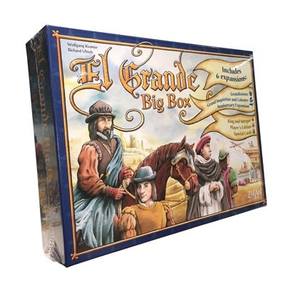El Grande Big Box (ENG)