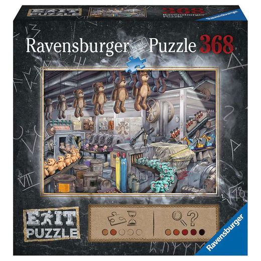 Escape Puzzle - Toy Factory 165315