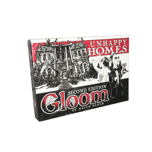 Gloom: Unhappy Homes 2nd edition exp. (ENG)