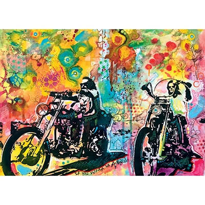 Bike Art - Easy Rider 29814