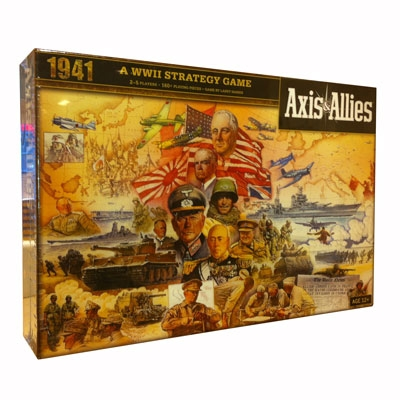 Axis & Allies: 1941 (ENG)
