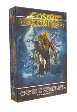 Cosmic Encounter: Cosmic Conflict (ENG)