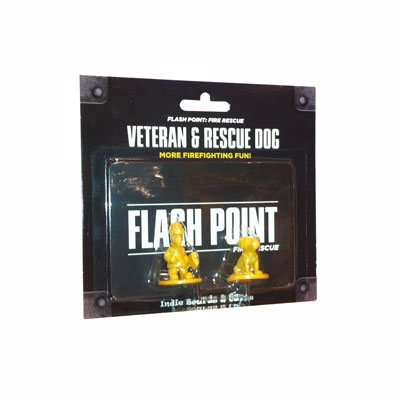 Flash Point Fire Rescue: Veteran & Rescue Do exp.