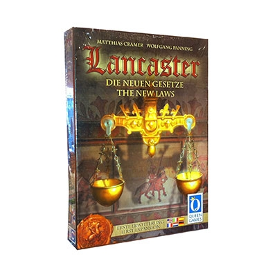 Lancaster: The New Laws, First Expansion(ENG)