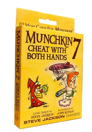 Munchkin 7: Cheat with both Hands (ENG)
