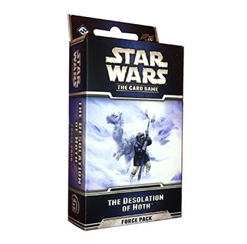 Star Wars LCG - Desolation of Hoth (ENG)