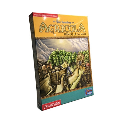 Agricola: Farmers of the Moor (ENG) exp.