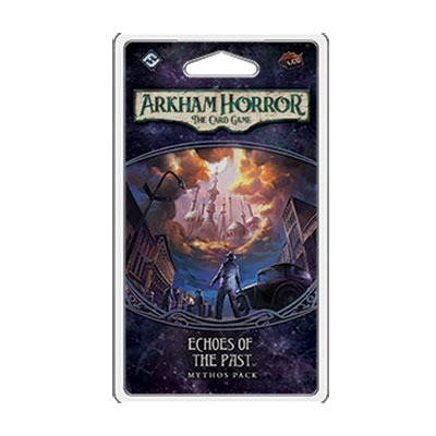 Arkham Horror LCG: Echoes of the Past (ENG) exp.