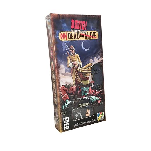 Bang! - The Dice Game: Undead or Alive (ENG) exp.