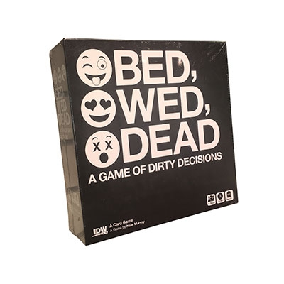 BED WED DEAD (ENG)