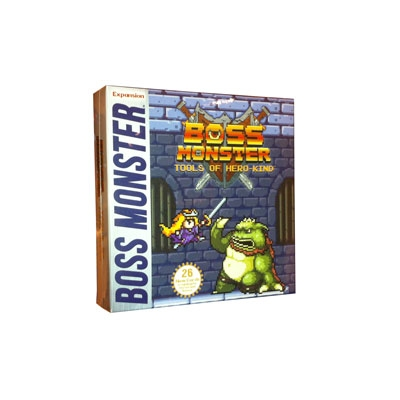 Boss Monster: Tools of Hero-Kind Expansion (ENG)