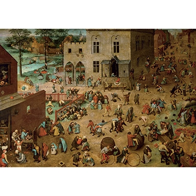 Bruegel - Childrens Games 567742