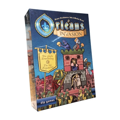 Orleans: Invasion Expansion(ENG/GER)